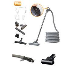 Combideal: Slang & Borstelset De Luxe + Turboborstel + Slanghoes
