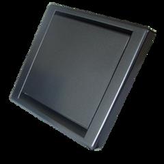 Stofzuigcontact Square antraciet (mat)